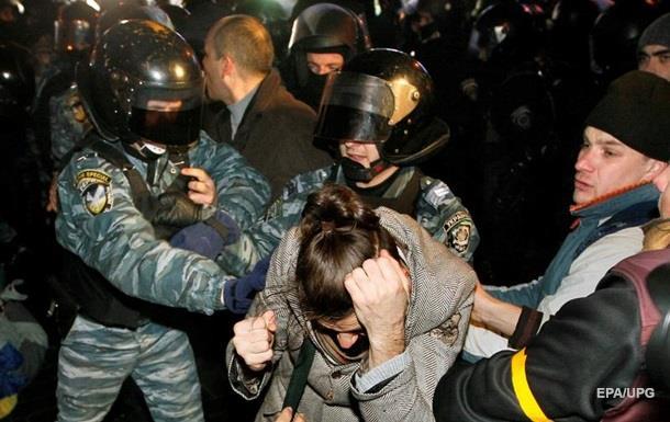 Зеленский ищет избитых на Майдане студентов
