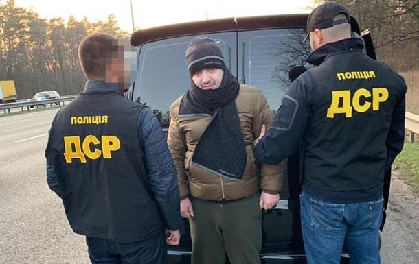 Поліція затримала трьох  злодіїв в законі  за місяць