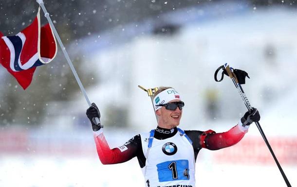 Бе виграв спринт в Естерсунді, українці провалилися