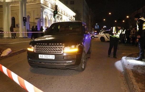 У Києві під час обстрілу авто загинула дитина