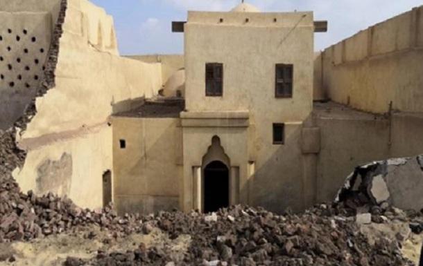 У Єгипті обвалилася церква, є жертви