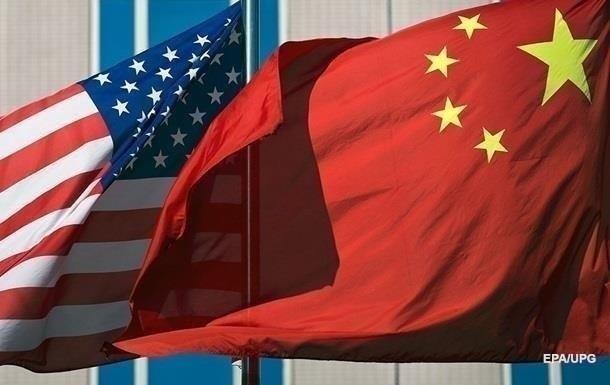 У Китаї заявили про введення санкцій проти США