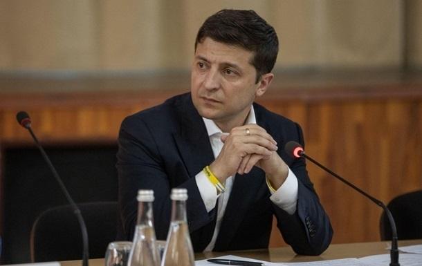 Зеленський назвав умови виборів на Донбасі