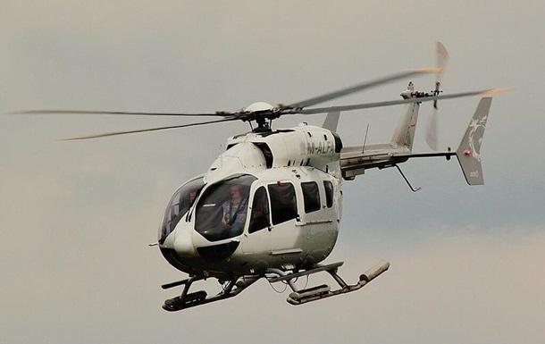 Во Франции разбился вертолет спасателей, есть жертвы