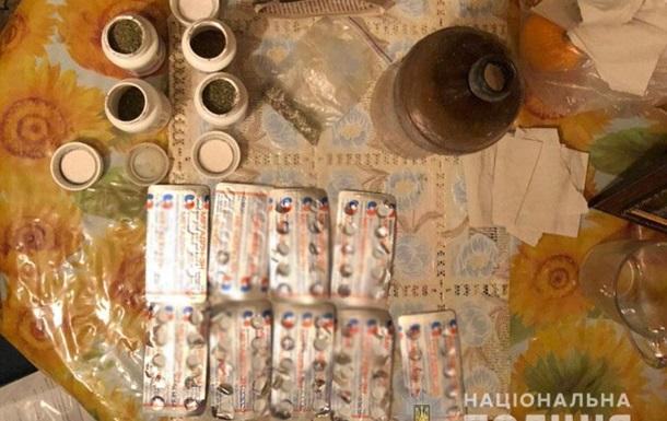 У Маріуполі поліція викрила велику схему наркоторговців