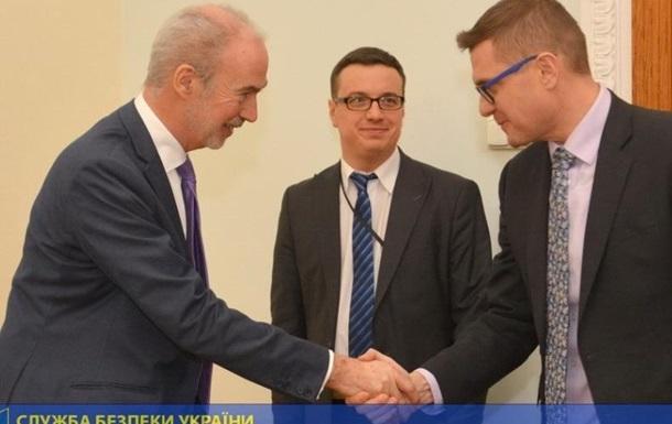 Голова Служби безпеки України Іван Баканов зустрівся з Послом Франції в Україні