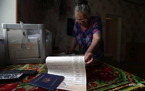 ЦВК спростила порядок зміни місця голосування