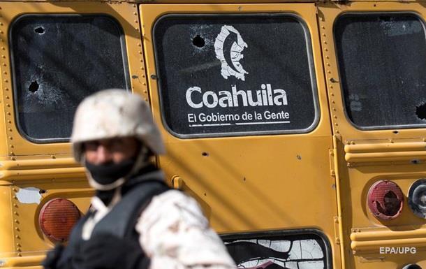 В Мексике за один день убили 127 человек