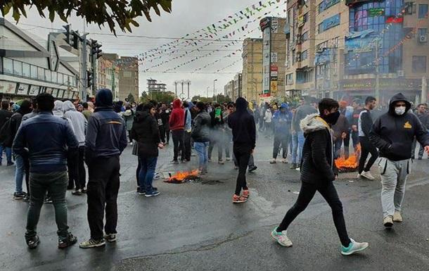 Протести в Ірані забрали життя щонайменше 208 осіб - AI