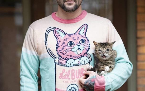 Померла одна з найвідоміших кішок мережі