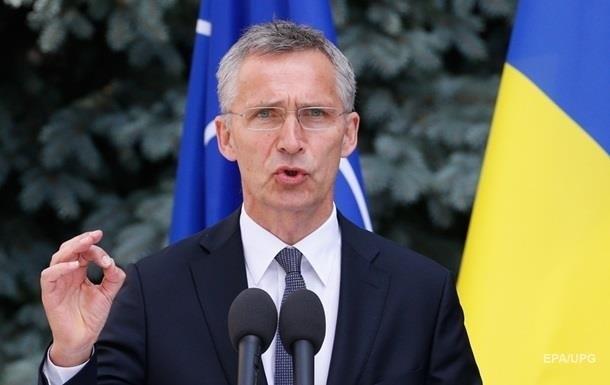 Столтенберг: Есть много стадий между членством в НАТО и  ничем