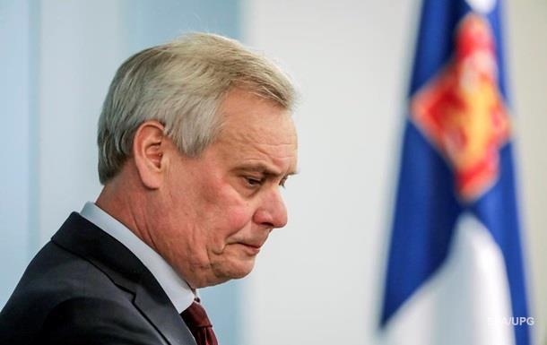 Прем єр-міністр Фінляндії подав у відставку