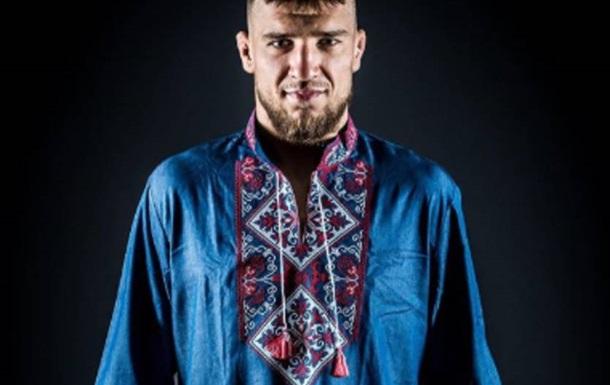 Український боєць Амосов очолить турнір Bellator 239