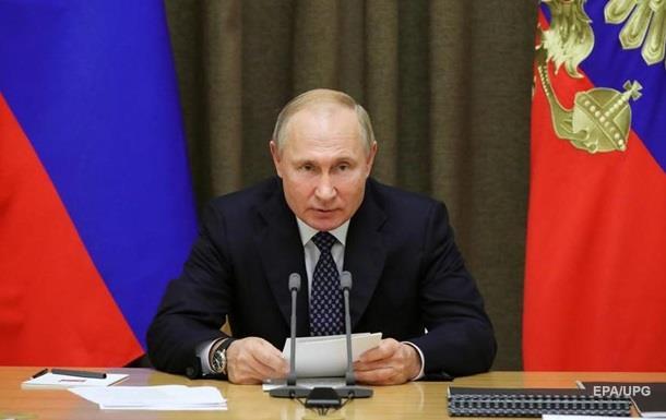 Путін назвав дії НАТО  некоректними  щодо РФ