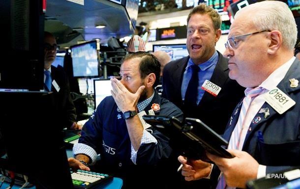 Американський фондовий ринок закрився падінням