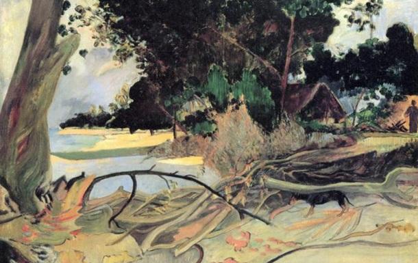 Картину Гогена продали на аукціоні за 9,5 мільйона євро