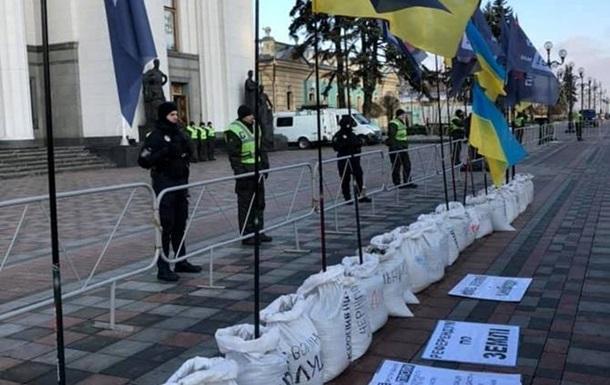 Аграрії заявили про початок масових акцій протесту