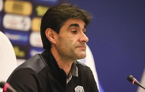 Висенте Гомес - лучший тренер УПЛ в ноябре