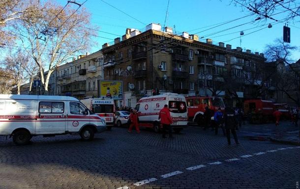 Пожар в Одессе: названа возможная причина