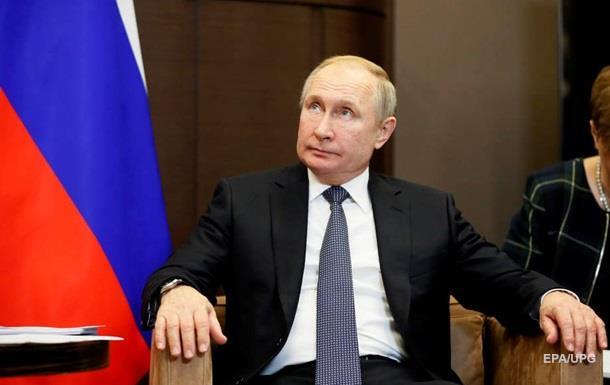 Путін: Готові зберегти транзит газу через Україну