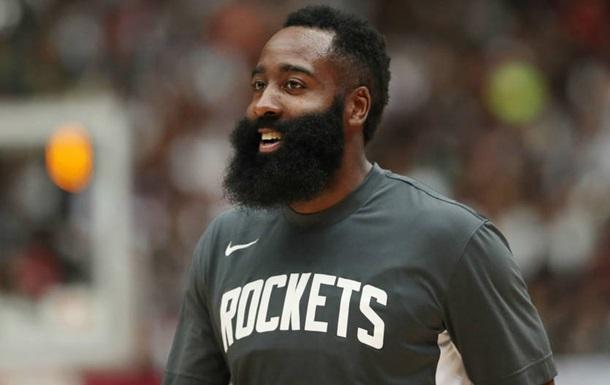Харден встановив новий рекорд НБА