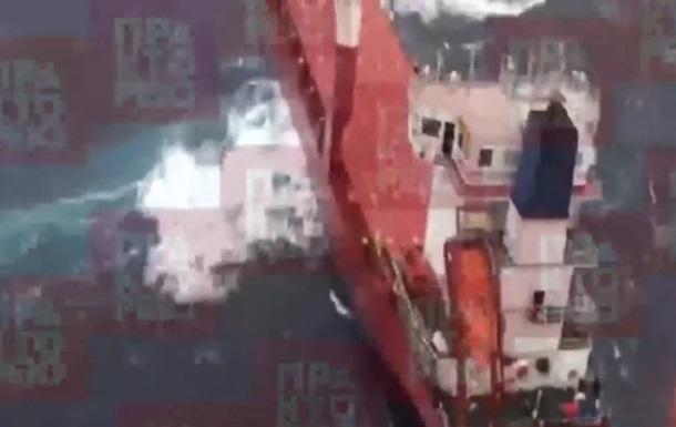 Корабельна аварія біля берегів Греції: український екіпаж врятовано
