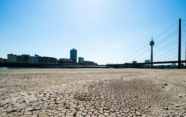 ФРН у трійці країн, що найбільше постраждали через кліматичні зміни