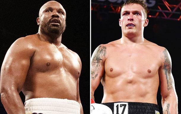 WBO може провести бій між Усиком і Чисорою за тимчасовий пояс