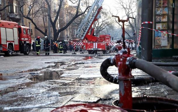 Дзвонив попрощатися: стали відомі нові подробиці пожежі в Одесі