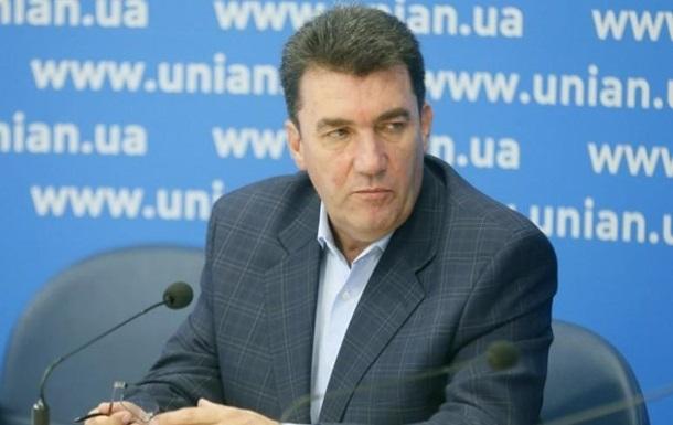 У РНБО розповіли про п ять сценаріїв по Донбасу