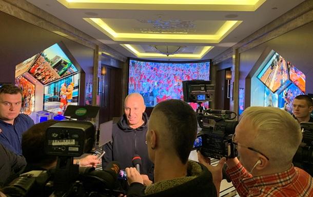Ярославський подарував Харкову музей Євро-2012