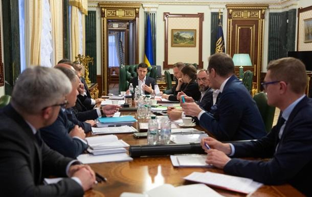 Зеленский дал поручения в связи с пожаром в Одессе