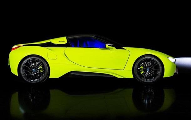 BMW показала унікальний спорткар в єдиному екземплярі
