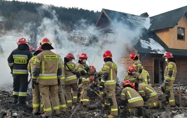 Кількість жертв вибуху будинку в Польщі зросла