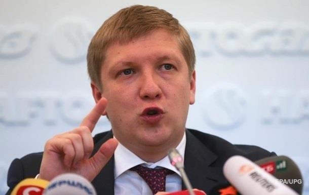 Коболєв бачить зростання цін на газ без транзиту