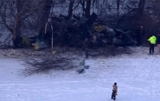Вертолет Нацгвардии разбился в США: есть жертвы