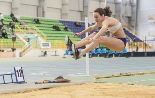 Украинскую легкоатлетку дисквалифицировали за допинг на 2 года