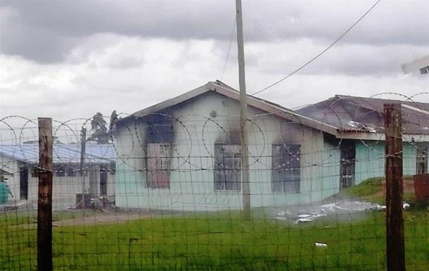 Учні спалили свою школу, отримавши погані оцінки