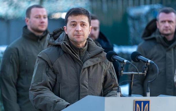 Зеленський обіцяє привести армію до стандартів НАТО