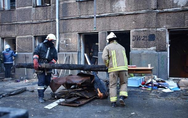 Пожежа в Одесі: знайдено зниклу дівчину