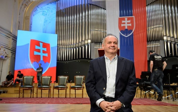 Екс-президента Словаччини звинувачують у податковому шахрайстві