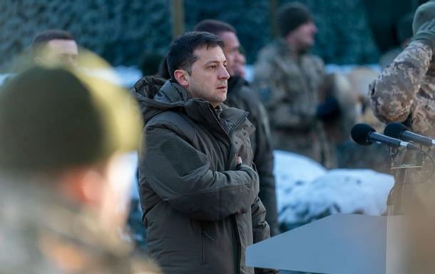 Зеленский анонсировал выборы в 'ЛДНР' в 2020 году