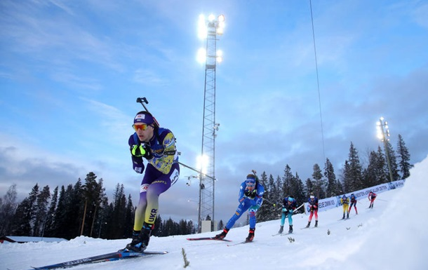 Норвегія виграла чоловічу естафету, Україна - на шостому місці