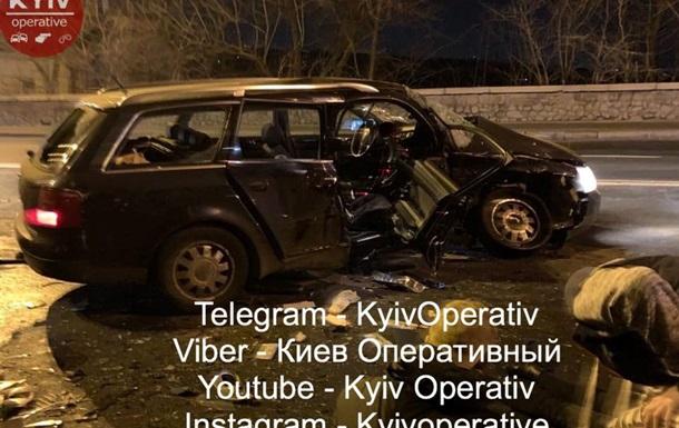 У центрі Києва сталася смертельна ДТП