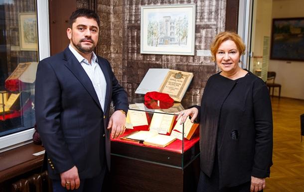 У Будинку-музеї Булгакова відкрили виставку антикваріату