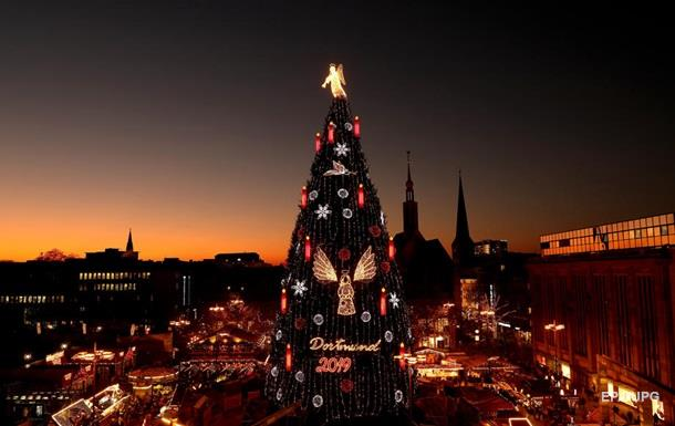 Більшість німців відмовляться від новорічної ілюмінації заради клімату