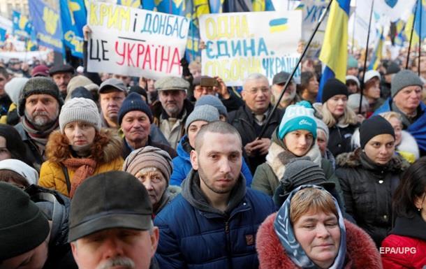 У поліції підрахували людей на Майдані і Банковій