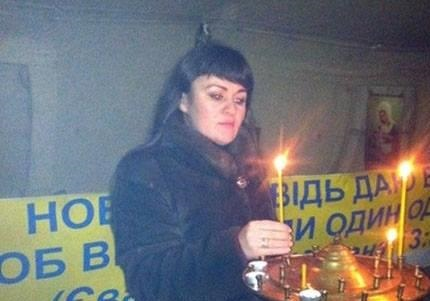 Ірма Крат: за Україну завтра буде молитися Папа Римський, та увесь світ !