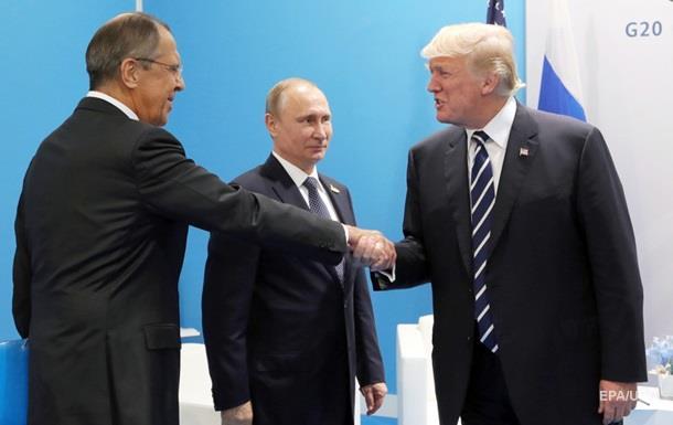 У Білому домі працюють над організацією зустрічі Трампа і Лаврова