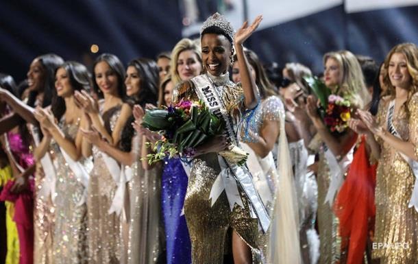 Новою Міс Всесвіт стала представниця ПАР